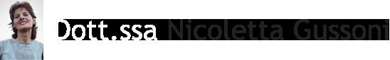 www.nicolettagussoni.it